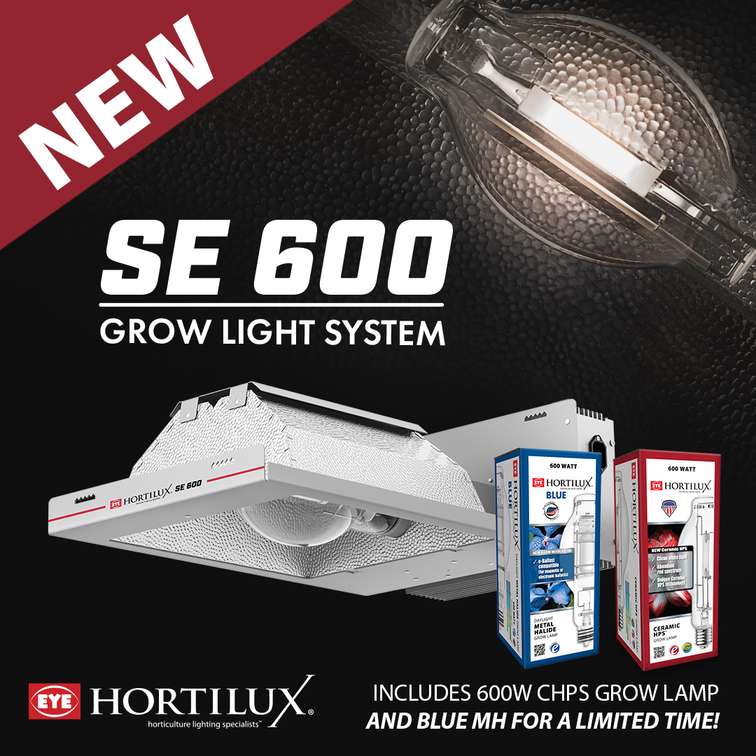 This System Focuses 20 More Of The Light To Target Area Than Our Nearest Competitor SE 600 Reflector Was Designed Around 600W Lamps Create A